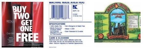Pressure Sensitive Labels