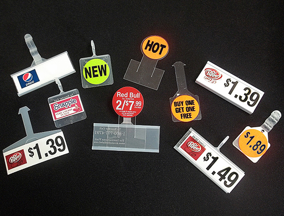 Point of Sale Plastic Accessories